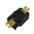 20A NEMA Locking Receptacles