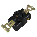 20A Non‐NEMA Locking Receptacles