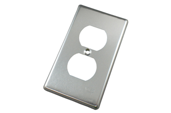 Stainless Wall Plates LK9531