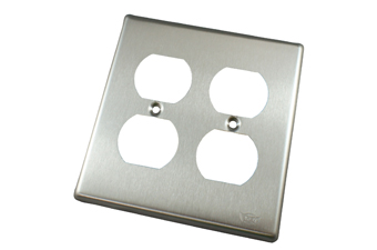 Stainless Wall Plates LK9642