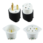 Straight Blade Plugs, Straight Blade Receptacles, Straight Blade Outlet